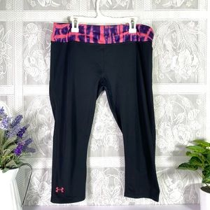 Under Armour women's cropped leggings